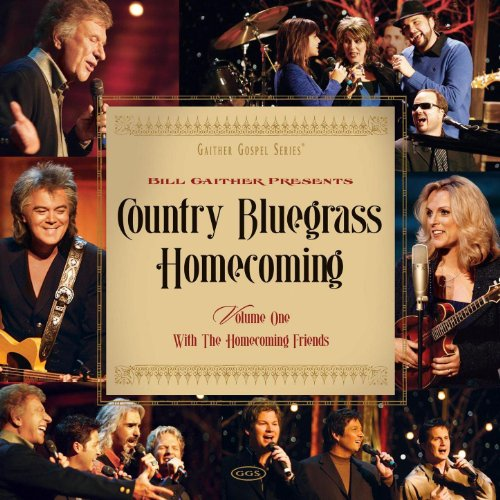 Country Bluegrass Homecoming Vol 1 product image