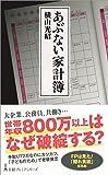 あぶない家計簿 日経プレミアシリーズ