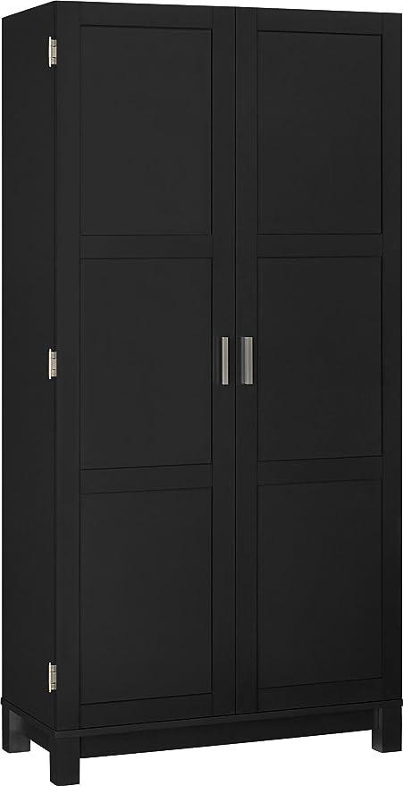 Charmant Ameriwood Home Carver 64 Storage Cabinet, Black