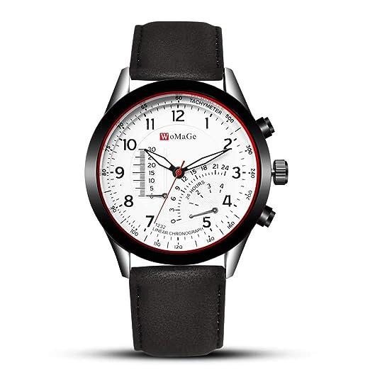 Hermosos Relojes Gogoey Grabado Paris Torre Reloj Reloj de Moda Mujer cinturón: Amazon.es: Relojes