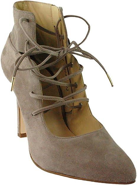 Paul Green | Schnürpumps grau | Rosewood, Farbe:grau;Größe