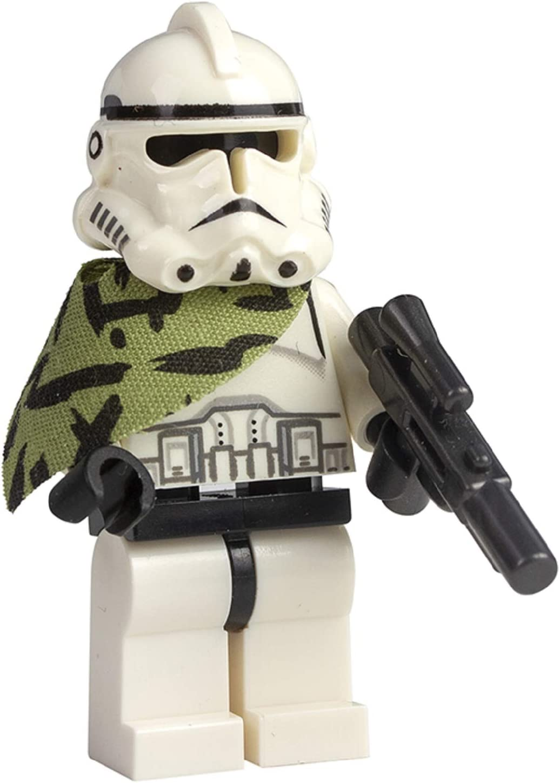 LEGO Star Wars: EP3 Clone Trooper - Camoflauge Shoulder Pauldron