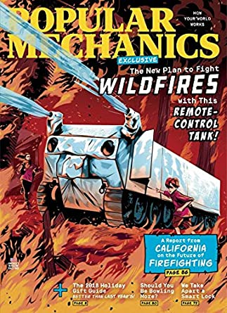 Amazon Com Popular Mechanics Hearst Magazines Kindle Store