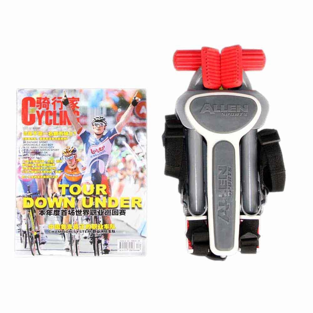 Allen Sports Ultra Compact Folding 2-Bike Trunk Mount Rack (2010) by Allen Sports (Image #3)