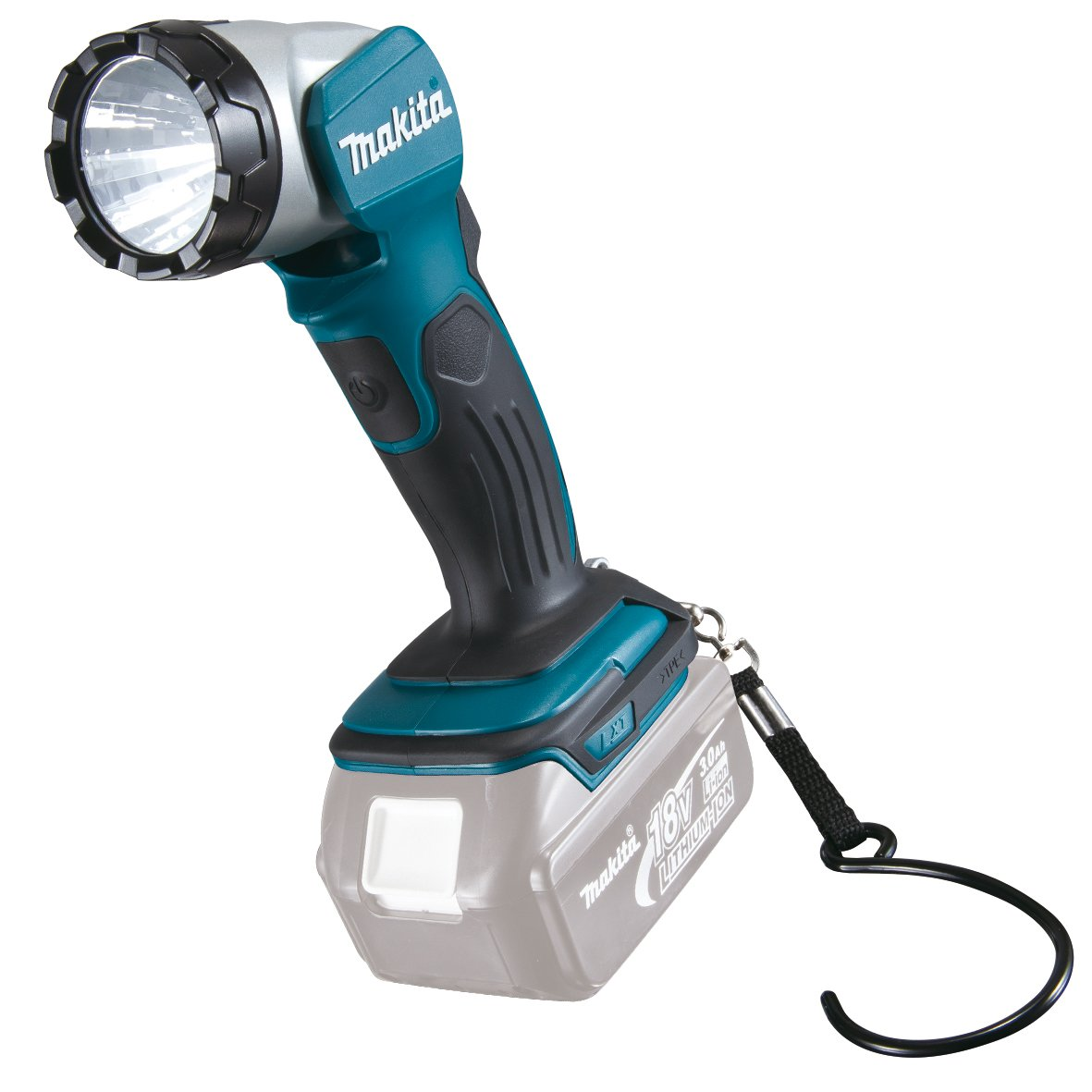 18 V 600 W Makita Akku-Lampe BML802