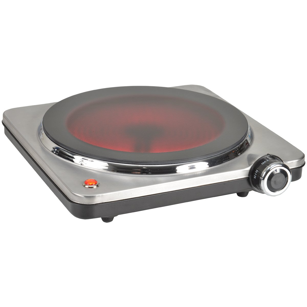 Kitchen Chef - HP102-T10 - Vitroceramic Electric Hob- 1 ...