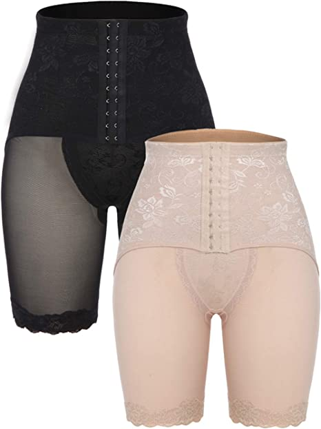 SLIMBELLE Mujer Faja Cintura De Braga Alta Shapewear Bragas ...