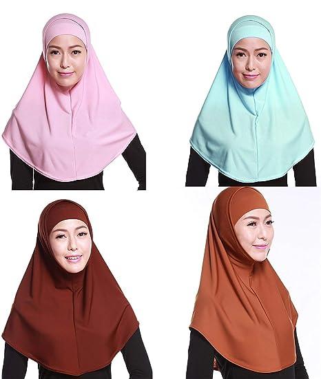 Coprispalle per donna con copricapo islamico 99ea21d0640d