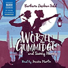 Worzel Gummidge and Saucy Nancy | Livre audio Auteur(s) : Barbara Euphan Todd Narrateur(s) : Jessica Martin
