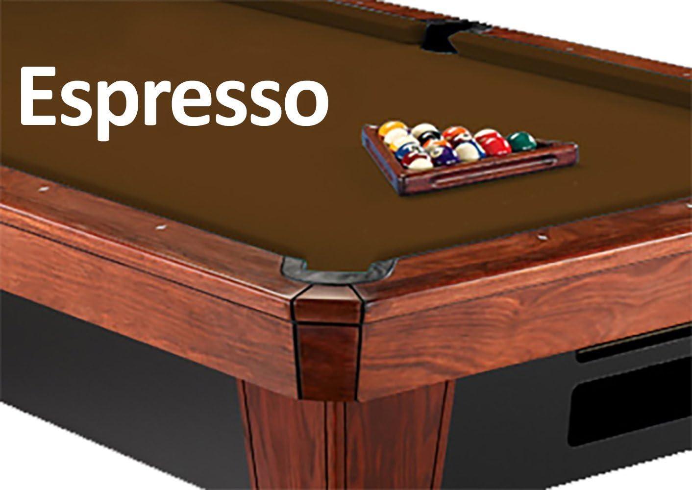 Simonis - Paño de Billar para café expreso (Corte de 9 pies): Amazon.es: Deportes y aire libre