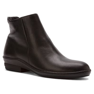 David Tate Women's Simplicity Black Calfskin Boot 4 M ...