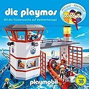 Mit der Küstenwache auf Verbrecherjagd (Die Playmos 39) | Simon X. Rost, Florian Fickel