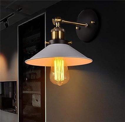 Lámpara de pared interior, la industria del café del restaurante retro nórdica lámpara de pared
