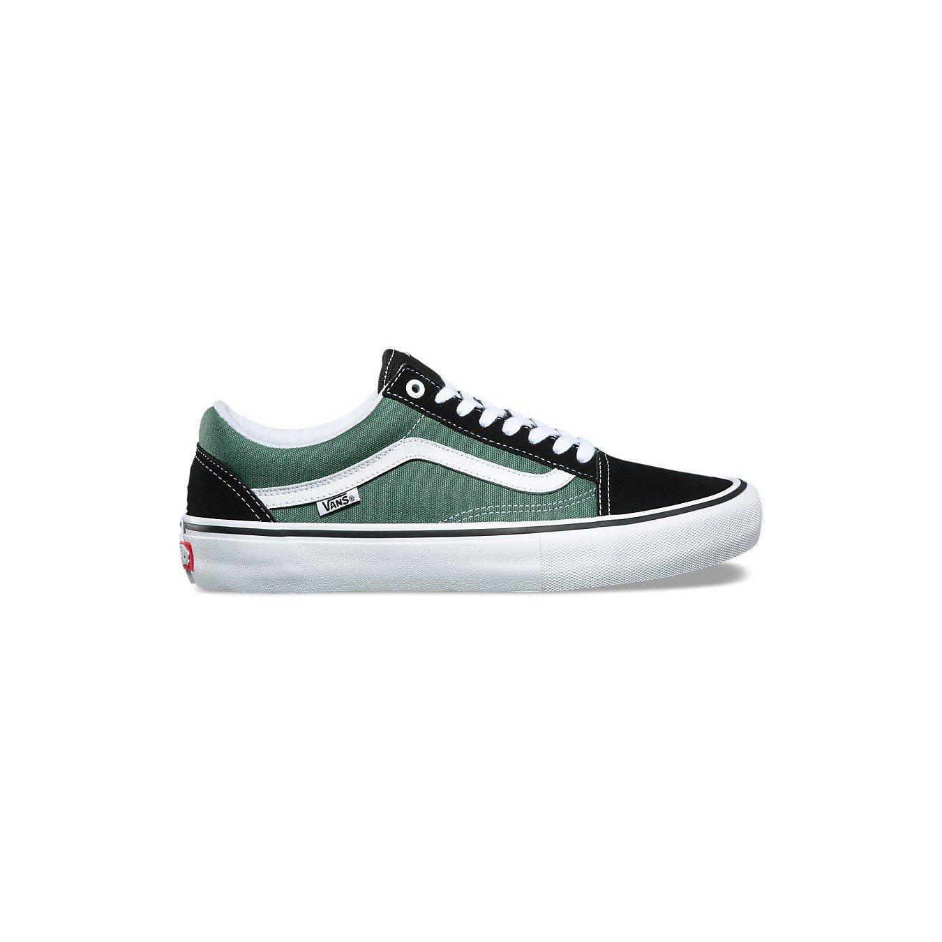 Vans Old Skool Pro Shoes - Black/Duck