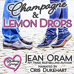 Champagne and Lemon Drops: Blueberry Springs