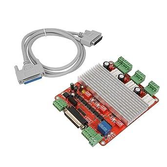Módulo de controlador de motor paso a paso, 4 Optoacopladores de 3 ...