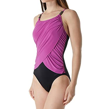 4f32b8beeefaf Magic Suit Solids Lisa One-Piece at Amazon Women's Clothing store: