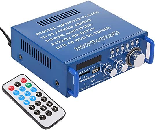 Docooler 600w Mini Audio Leistungsverstärker Bt Elektronik