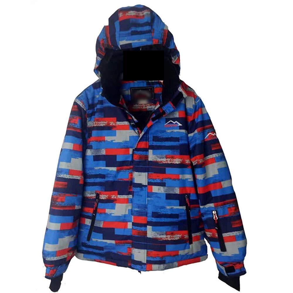Yzibei Tuta da Sci Tuta da Sci per per per Bambini Set Single Board Double Board Antivento Traspirante Caldo Outdoor Suit da Neve Impermeabile Calda Giacca Antivento da Ragazzo (Dimensione   9)B07L8Y22SSParent | eccellente  | riduzione del prezzo  | Del Nuovo D 008d51