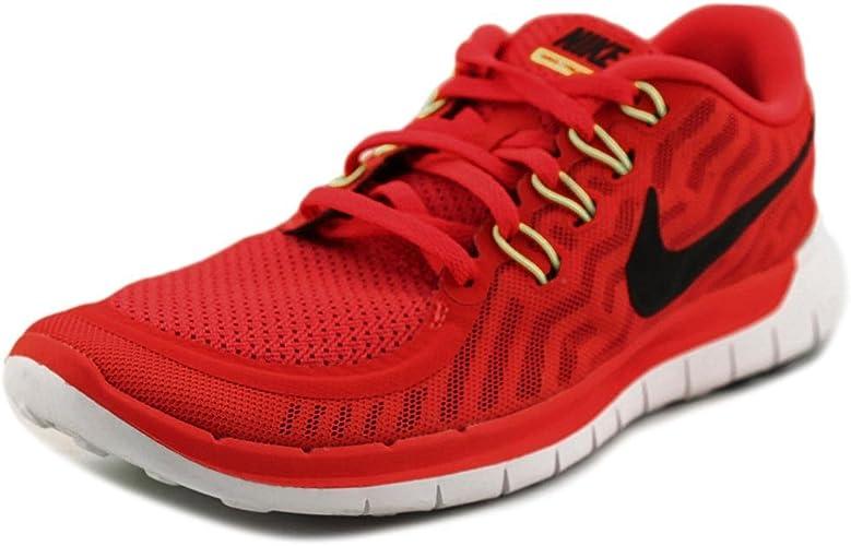 garaje Peculiar pala  Nike Free 5.0 Men's Running Shoes Size: 10,5: Amazon.co.uk: Shoes & Bags