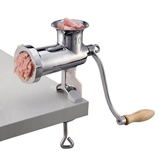 CAM2 Manual Meat Grinder Review