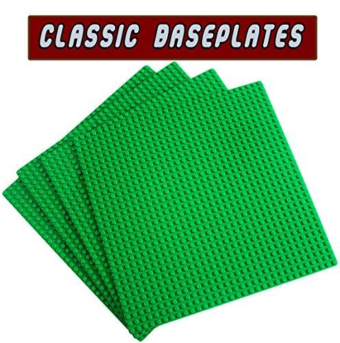 dreambuilderToy Classic Building Base Plates 10