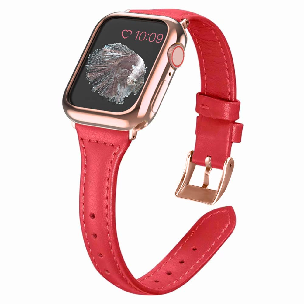 Malla Cuero para Apple Watch (38/40mm) MARGE PLUS [7WPT9SHT]