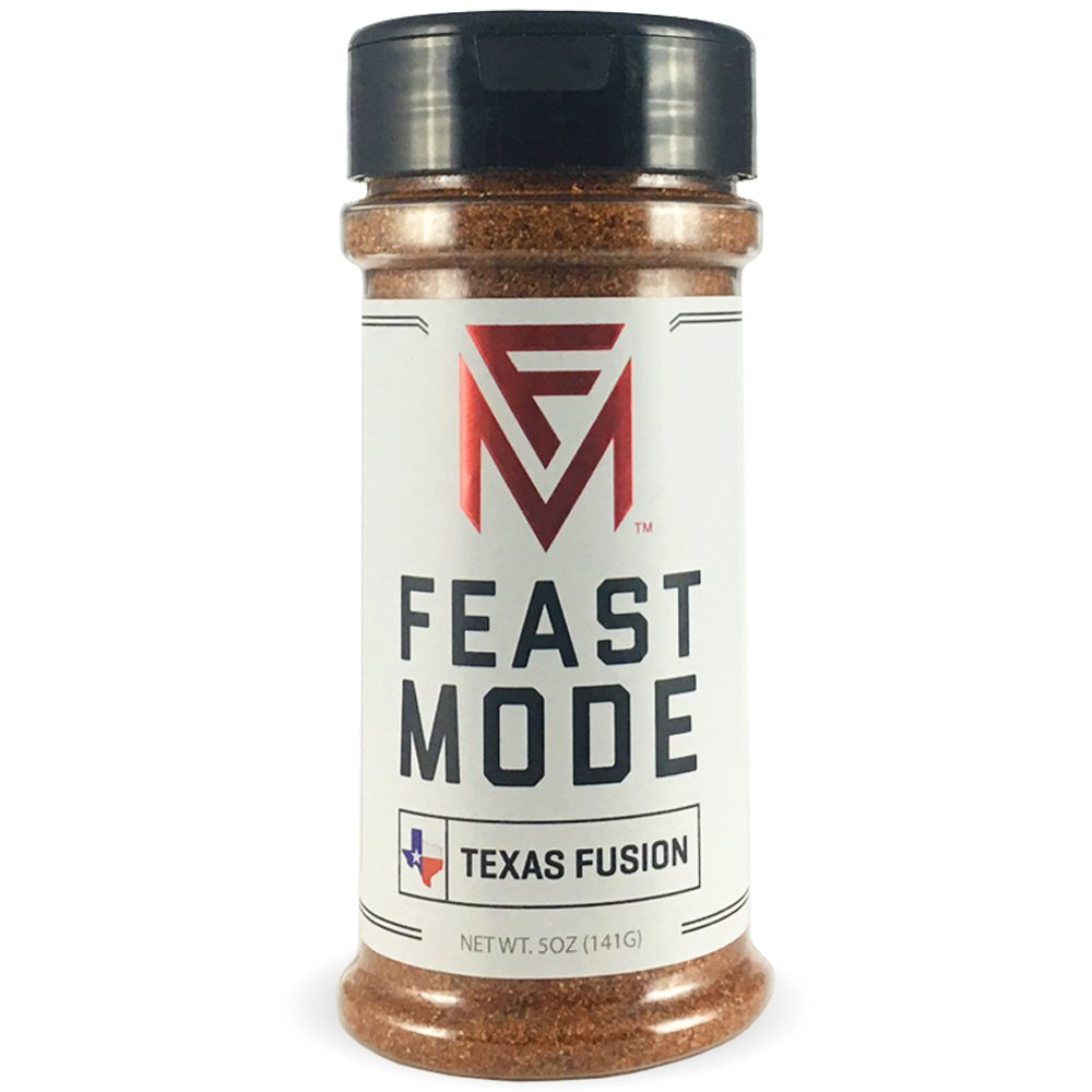 Feast Mode Flavors - Texas Fusion
