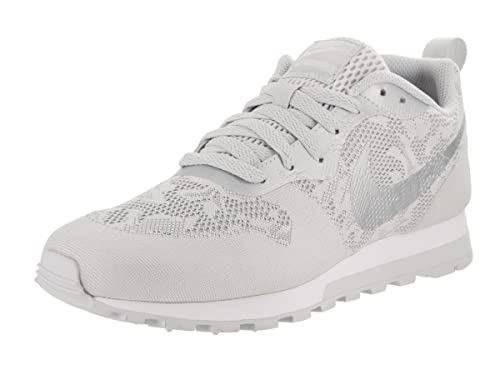 Nike Wmns MD Runner 2 BR, Zapatillas para Mujer, (Gris Loup/Platine