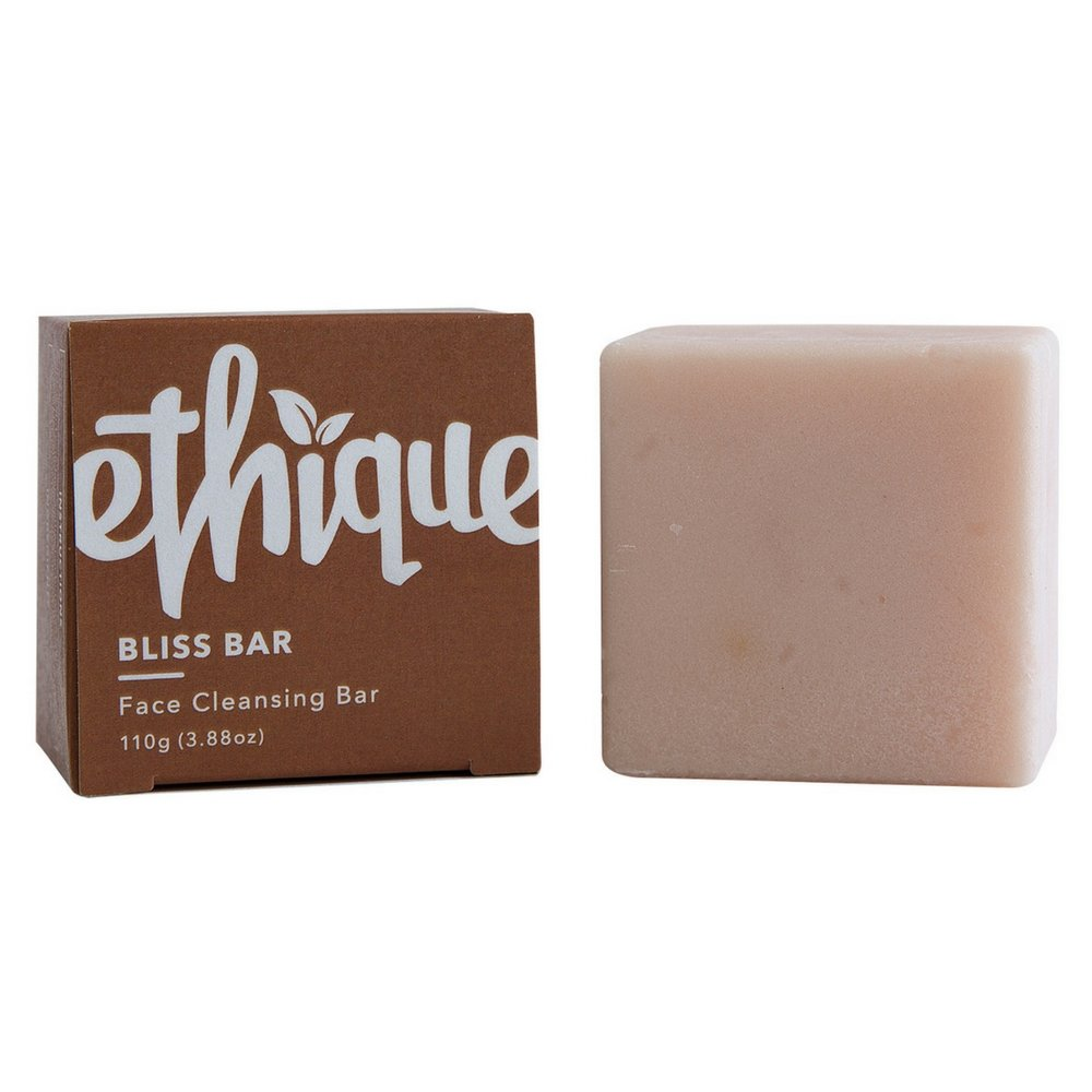 Ethique Eco-Friendly Face Cleansing Bar, In Your Face 4.23 oz