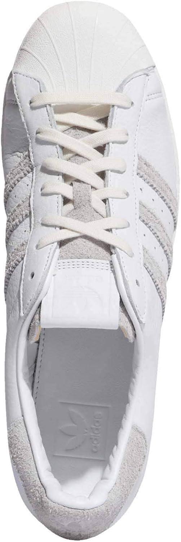 adidas Herren Superstar Leichtathletik-Schuh Ftwr White Crystal White Off White