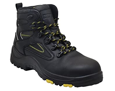 bfa4ccf6b18 EVER BOOTS  quot Protector Men s Steel Toe Industrial Work Boots Safety  Shoes Electrical Hazard Protection