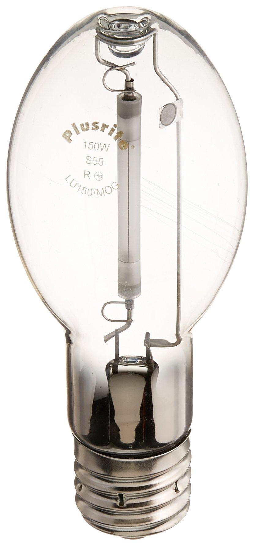 Plusrite 2007 - LU150 - Hps - 150 Watt - High Pressure Sodium - Mogul Base - Ansi S55,