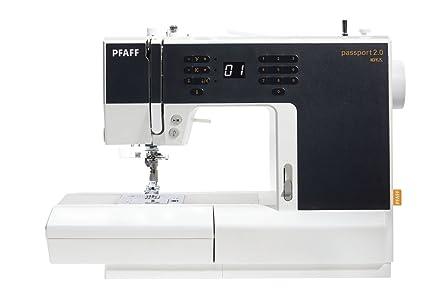 Pfaff passport macchina da cucire elettronica professionale