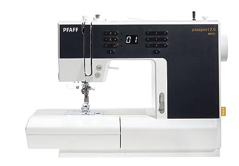 PFAFF - Máquina de Coser (Passport 2.0)