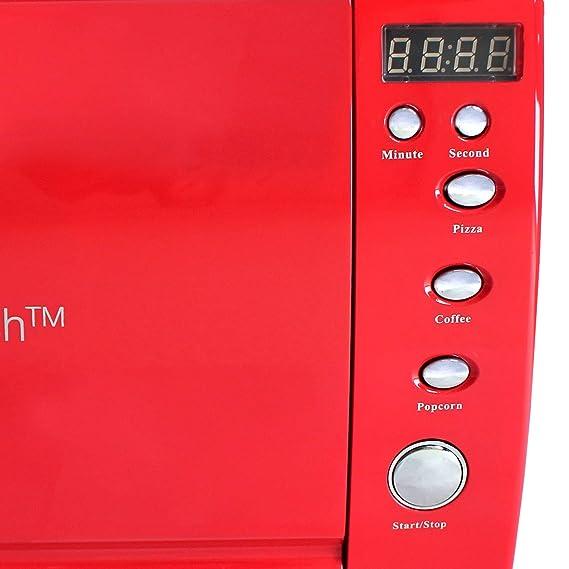 Mini Microondas Portátil 7L 27,5x38x24,5cm 24V 300 / 600W ...