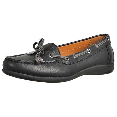 857458f7e74a06 Geox D Yuki A, Mocassins Femme: Amazon.fr: Chaussures et Sacs