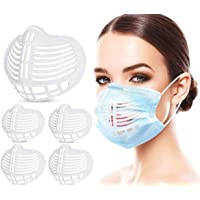 3D Mask Bracket,WETBEN Lipstick Protection Soft Stand for Comfortable Mask Wearing by Creating More Space for Breathing…