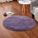LOCHAS Round Area Rugs Super Soft Living Room