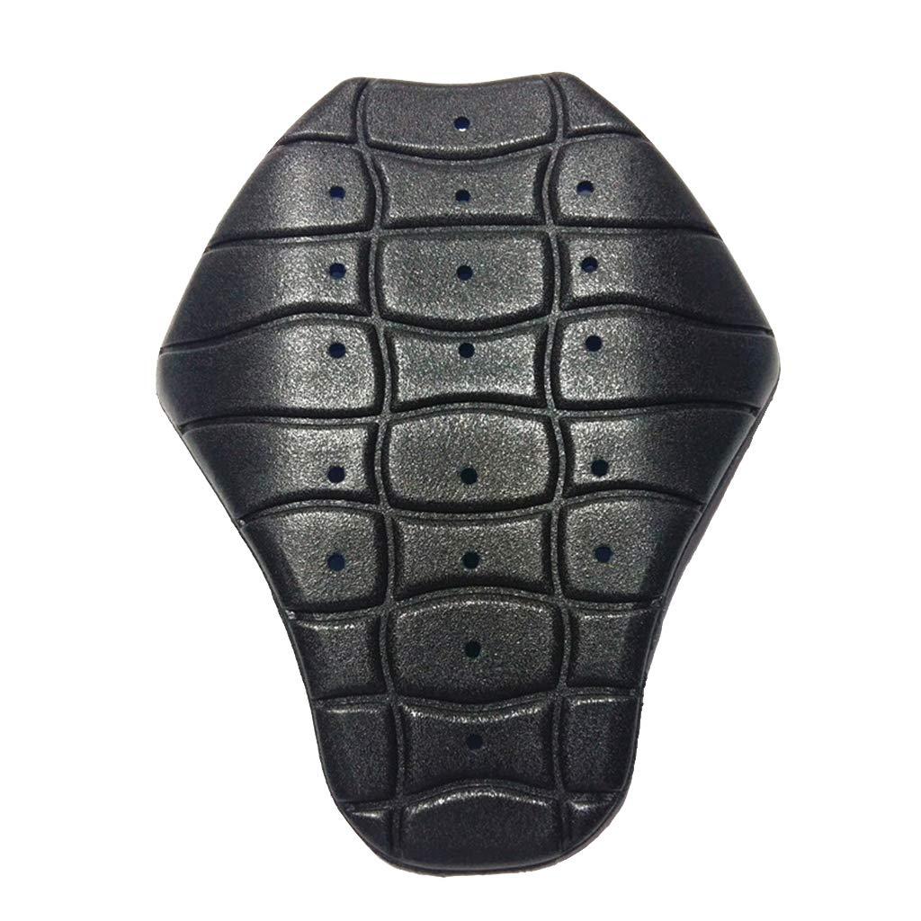 perfk Protezione Schiena per Motociclisti Protezione Schiena Armatura per Pattinaggio Sci//Snowboard