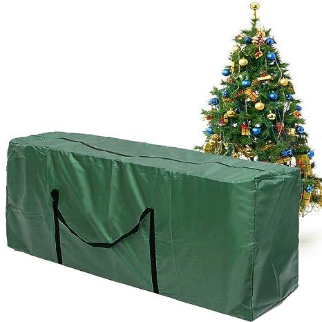 Sqoto Christmas Tree Storage Bag Extra Large Holiday Rolling Tree Storage  Case Heavy Duty Xmas Tree - Amazon.com: Sqoto Christmas Tree Storage Bag Extra Large Holiday