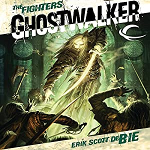 Ghostwalker Audiobook