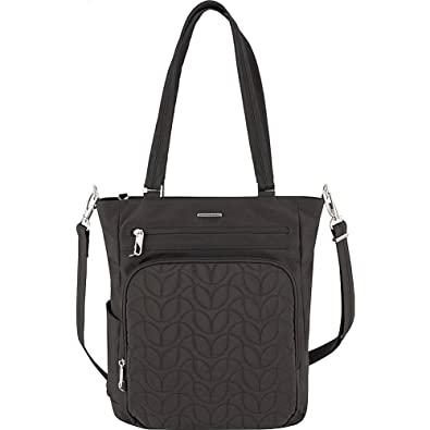 Amazon.com  Travelon Anti-Theft Quilted Tote Bag - Fits 15.6