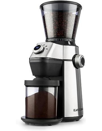 Klarstein Speedpresso Molinillo de café (200W Potencia, lámina trituradora de Acero, Capacidad 65g
