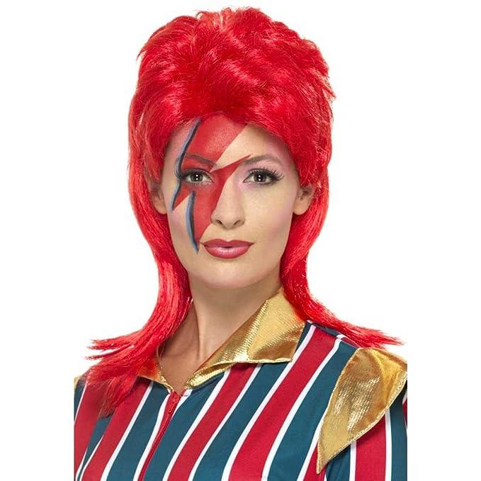 Adult Space Superstar Wig St