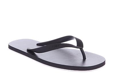 Black and brown flip flop sandals Fendi Sneakernews Cheap Online Buy Cheap Order Best Place Cheap Online dClHB