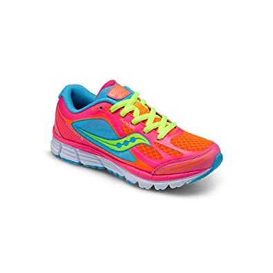 brand new 07c34 e1eb0 Saucony Kinvara 5 Children s S80410 3 Running Shoes (Pink, EU ...