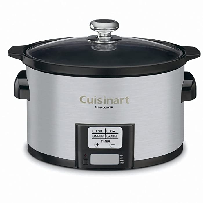 Top 9 Slow Cooker Cuisiart