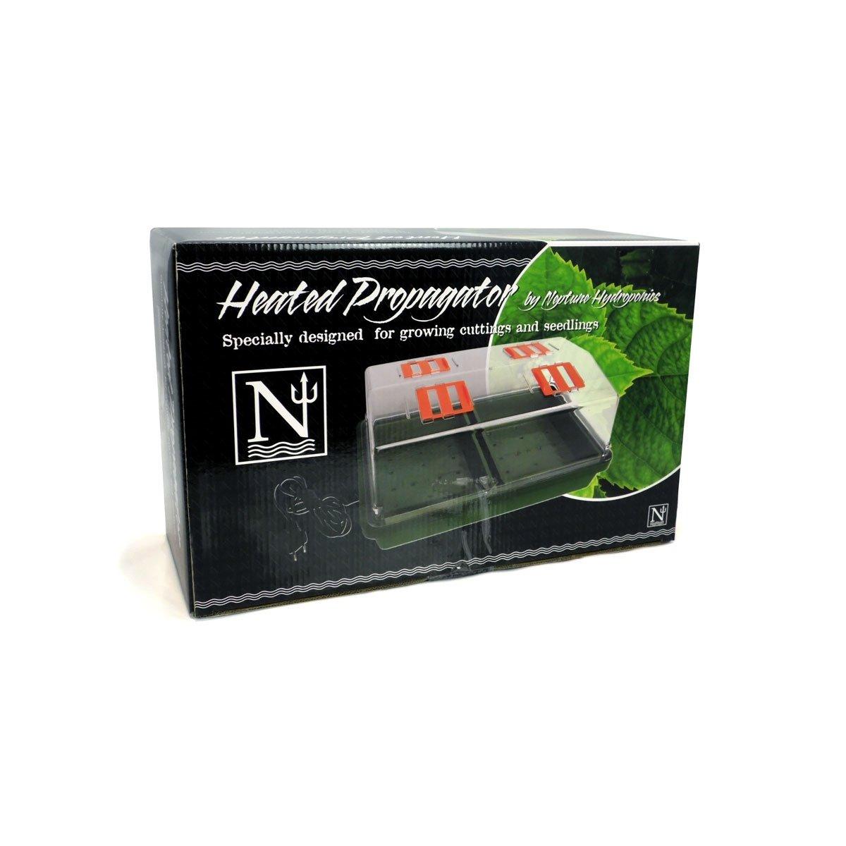 Greenhouse / Electric Propagator for cuttings Neptune Hydroponics (38x24x19cm) FLORATECK