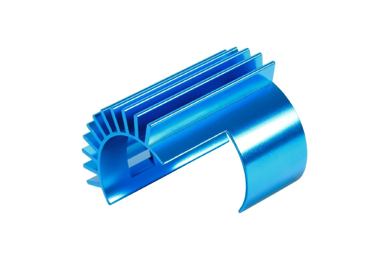 anodis/é bleu Tamiya 300054571/ /TT-IN 02/Moteur en aluminium dissipateur thermique